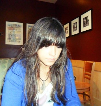 Cristina Coello en Londres